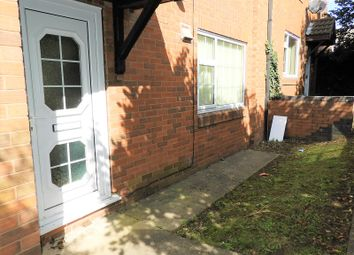 Thumbnail 3 bed terraced house for sale in Cedar Close, Shirebrook, Mansfield