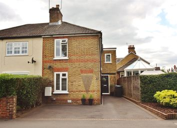 Thumbnail 2 bed semi-detached house for sale in Knaphill, Surrey