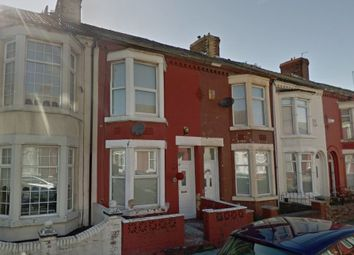 Thumbnail 2 bed terraced house for sale in Cambridge Road, Bootle