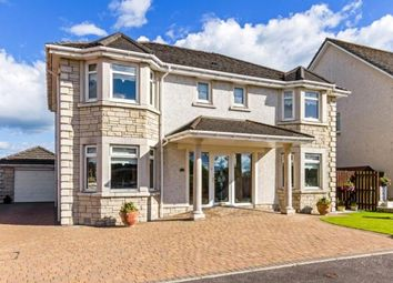 Thumbnail 4 bed detached house for sale in Andrew Baxter Avenue, Ashgill, Larkhall, South Lanarkshire
