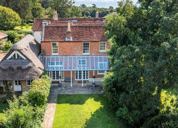 Thumbnail 4 bed link-detached house for sale in Woodend, West Sussex