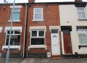 Thumbnail 2 bedroom terraced house for sale in Murhall Street, Stoke-On-Trent, Staffordshire