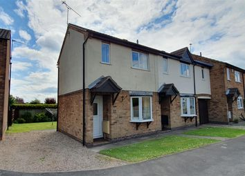 Thumbnail 1 bed semi-detached house for sale in Woodhouse Close, Markfield, Leicestershire
