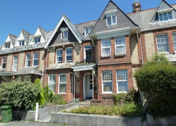 Thumbnail 3 bedroom flat for sale in Queens Gate Villas, Plymouth, Devon