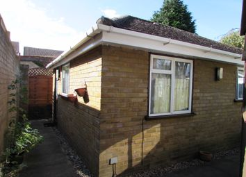 Thumbnail 1 bed bungalow for sale in Carew Road, Wallington
