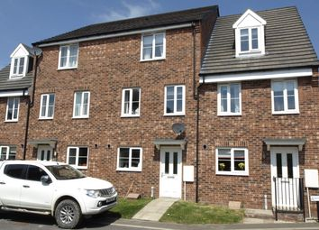 Thumbnail 4 bed town house to rent in Wheatcroft Gardens, Penistone, Sheffield