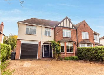Thumbnail 5 bedroom semi-detached house for sale in Elm Road, Reading