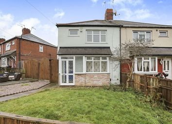 Thumbnail 3 bedroom semi-detached house for sale in Millington Road, Wolverhampton
