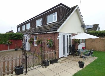 Thumbnail 2 bed detached bungalow for sale in Mount Close, Nantwich