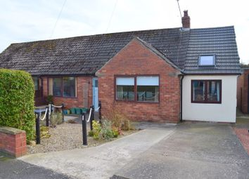 Thumbnail 2 bed semi-detached bungalow for sale in Ladywell Place, Tweedmouth, Berwick-Upon-Tweed