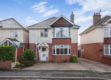 Thumbnail 3 bed detached house for sale in Iona Avenue, Exmouth