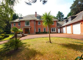 Thumbnail 6 bedroom detached house for sale in Western Avenue, Branksome Park, Poole