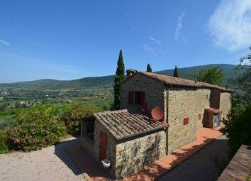 Thumbnail 4 bed detached house for sale in Via Roma, Cortona, Arezzo, Tuscany, Italy
