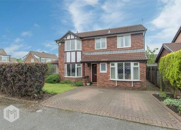 Thumbnail 4 bed detached house for sale in Moreton Drive, Bury, Lancashire