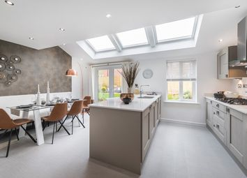 Thumbnail 4 bed detached house for sale in Nixon Philips Drive, Hindley Green