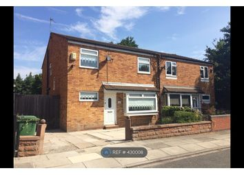 Thumbnail 4 bed semi-detached house to rent in Manorbier Crescent, Liverpool