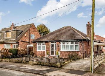 Thumbnail 2 bed bungalow for sale in Alma Road, Sale, Greater Manchester