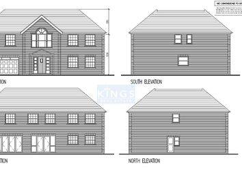 Thumbnail 2 bed detached bungalow for sale in Stoughton Drive South, Oadby, Leicester
