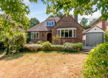 Thumbnail 4 bed detached bungalow for sale in Manor Way, Onslow Village, Guildford