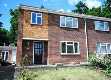 Thumbnail 3 bed semi-detached house to rent in Highfields, Sunningdale, Ascot