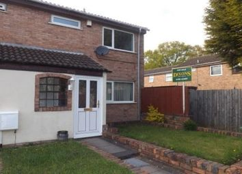 Thumbnail 3 bedroom property to rent in Wychbold Close, Willenhall