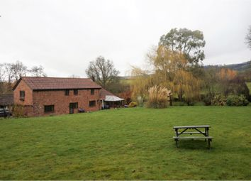Thumbnail 4 bed detached house for sale in Flaxpool, Crowcombe