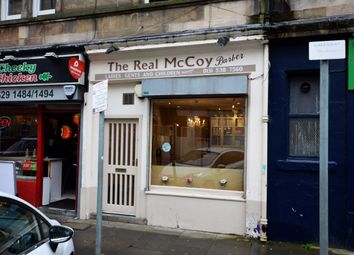 Thumbnail Commercial property for sale in Wardlaw Place, Gorgie, Edinburgh
