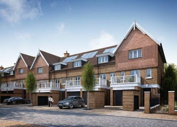 Thumbnail 4 bed town house for sale in Regency Place, Royal Wells Park, Tunbridge Wells