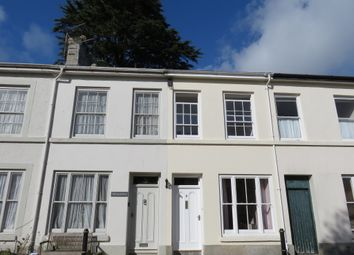 Thumbnail 2 bed terraced house to rent in Victoria Square, Penzance