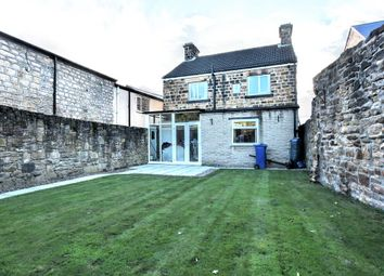 Thumbnail 3 bed detached house for sale in Wentworth Road, Blacker Hill, Barnsley