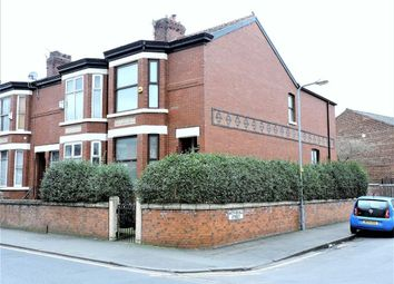 Thumbnail 3 bed end terrace house for sale in Cromwell Grove, Levenshulme, Manchester