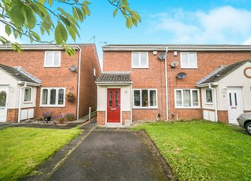 Thumbnail 2 bed terraced house for sale in Sandpiper Close, Ryton