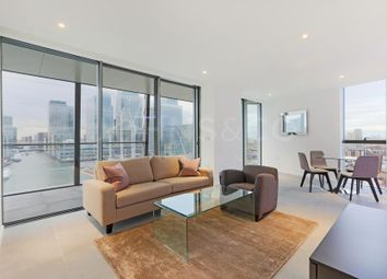 Thumbnail 2 bed flat to rent in Dollar Bay Place, London