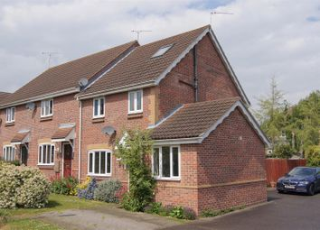Thumbnail 4 bed semi-detached house for sale in Worcester Close, Bury St. Edmunds