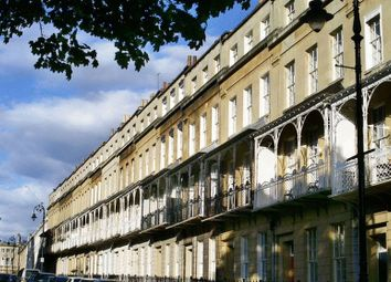 Thumbnail 2 bed flat to rent in Caledonia Place, Clifton Village, Bristol