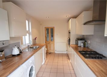 Thumbnail 3 bed terraced house to rent in Radnor Road, Weybridge, Surrey