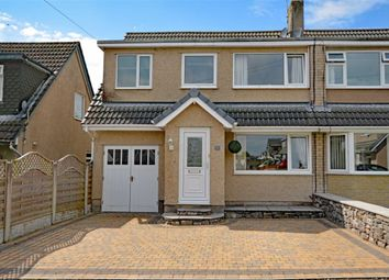 Thumbnail 4 bed semi-detached house for sale in Eden Mount, Ulverston, Cumbria