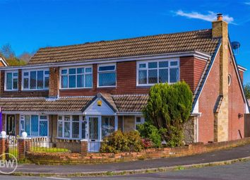 Thumbnail 4 bed semi-detached house for sale in Telford Crescent, Leigh, Lancashire