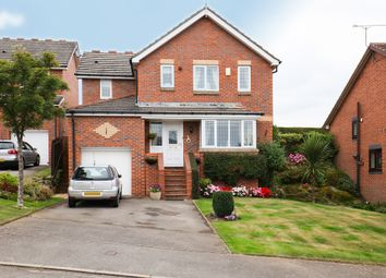 Thumbnail 4 bed detached house for sale in Moor Farm Avenue, Mosborough, Sheffield