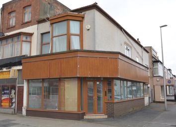 Thumbnail Commercial property for sale in Milbourne Street, Blackpool