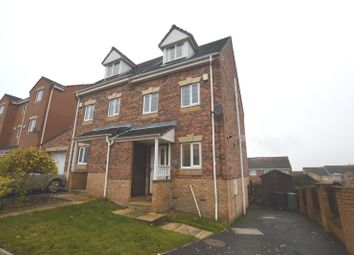 Thumbnail 4 bed semi-detached house for sale in Apple Tree Mews, Leeds, Kippax