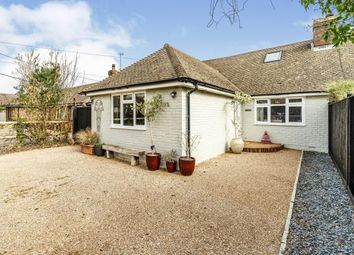 North Street, Waldron, Heathfield, East Sussex TN21. 3 bed bungalow for sale