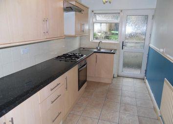 Thumbnail 2 bedroom terraced house to rent in Windsor Street, Troedyrhiw, Merthyr Tydfil