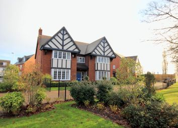 Thumbnail 5 bedroom detached house for sale in Waterford Crescent, Barlaston, Stoke-On-Trent
