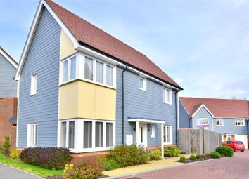 Thumbnail 3 bedroom detached house for sale in Robertson Drive, Haywards Heath, West Sussex