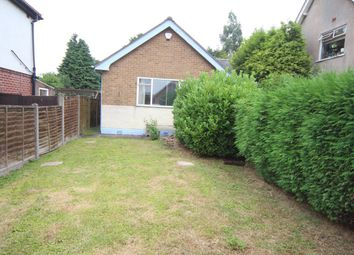 Thumbnail 2 bed detached bungalow for sale in Hays Lane, Hinckley
