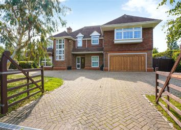 5 bed detached house for sale in The Ridgeway, Fetcham, Leatherhead, Surrey KT22