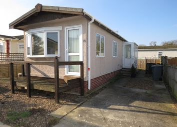 Thumbnail 2 bed mobile/park home for sale in Newton Park, Newton St. Faith, Norwich