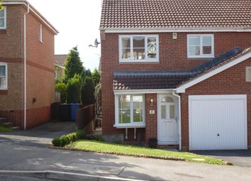Thumbnail 3 bed semi-detached house to rent in Lancaster Walk, Worksop
