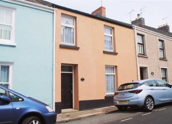 Thumbnail 3 bed terraced house to rent in Culver Park, Tenby